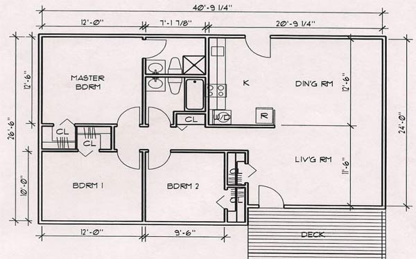 Housing with centric products centric ltd for Belizean style house plans